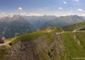 Felsenweg in Gastein