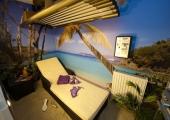 Residenz Gruber - Solarium - Ferienwohnungen und Zimmer in Gastein