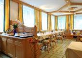 Residenz Gruber - Frühstücksraum - Ferienwohnungen und Zimmer in Gastein