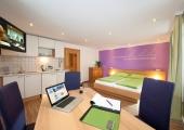 Doppelzimmer Verde in der Residenz Gruber in Bad Gastein