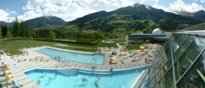 Alpentherme Gastein im Salzburger Land