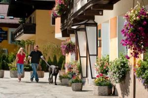 Residenz Gruber Urlaub mit Hund