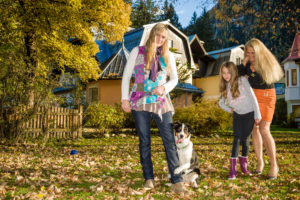 Herbsturlaub mit Hund