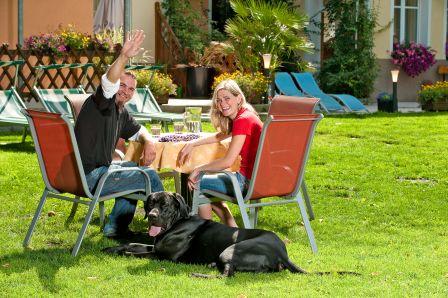 Urlau bmit Hund in Österreich; hundeurlaub